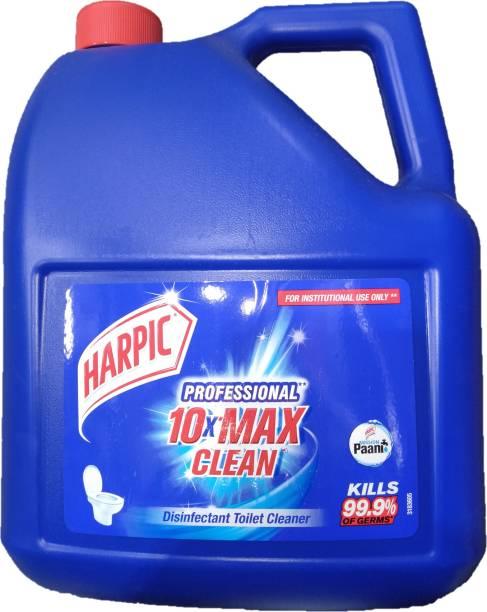Harpic Toilet cleaner 5ltr Regular Liquid Toilet Cleaner