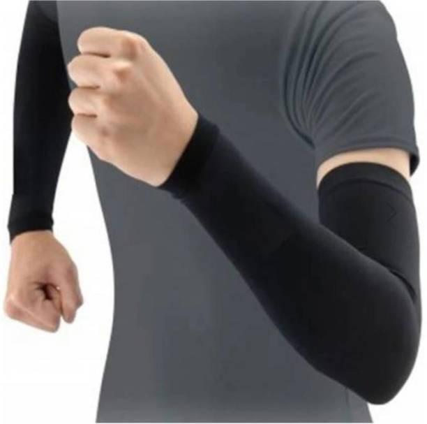 Shambhavi Cotton Arm Sleeve For Men & Women