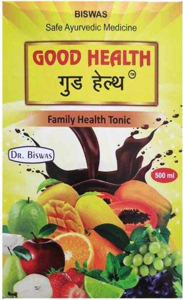 Dr. Biswas Good Health Family Health Tonic for Improving Stamina and Immunity