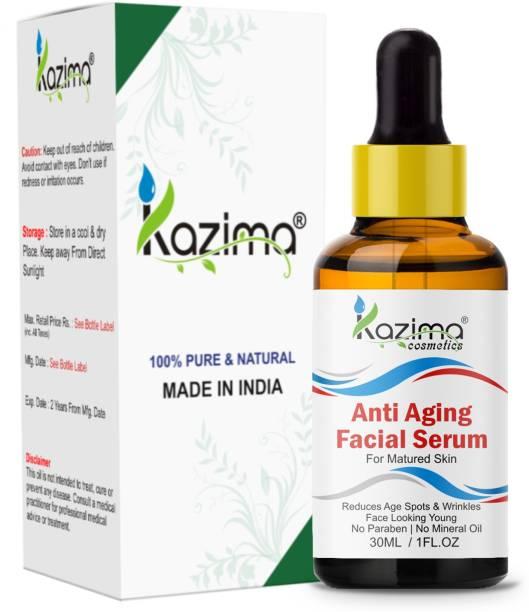 KAZIMA Anti Aging Facial Serum (30ML)