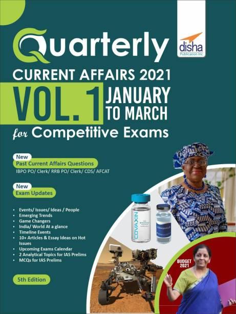 Quarterly Current Affairs 2021
