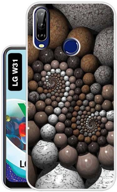 Flipkart SmartBuy Back Cover for LG W31