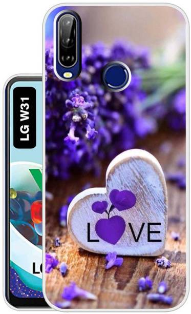 Case Club Back Cover for LG W31