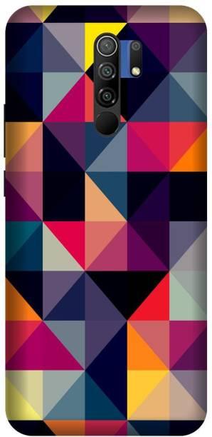 Saviyo Back Cover for Mi Redmi 9 Prime, Poco M2, Poco M2 Reloaded