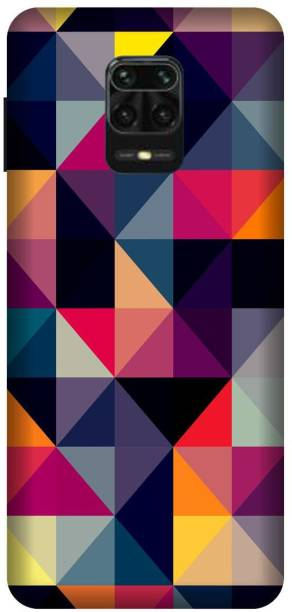 Saviyo Back Cover for Mi Redmi Note 9 Pro, Mi Redmi Note 9 Pro Max, Poco M2 Pro