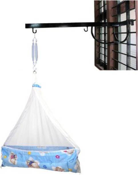 VParents Cruze baby Swing cradle with Hanging spring Window cradle Metal Hanger