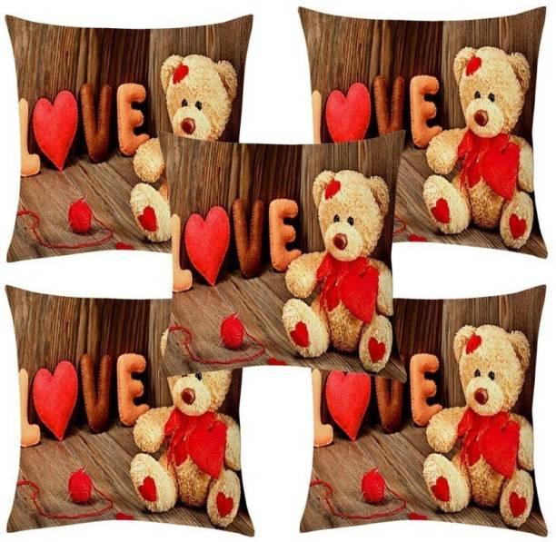 CHHAVI INDIA Cartoon Cushions & Pillows Cover
