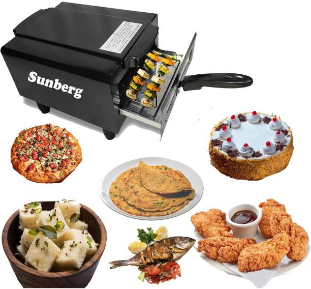 SUNBERG Advance Electric Tandoor With Free Gifts Electric Tandoor Electric Tandoor