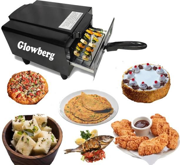 Glowberg Premium (14 Inches) Electric Pizza Oven Electric Tandoor