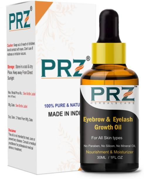 PRZ Eyebrow & Eyelash Growth Oil 30 ml