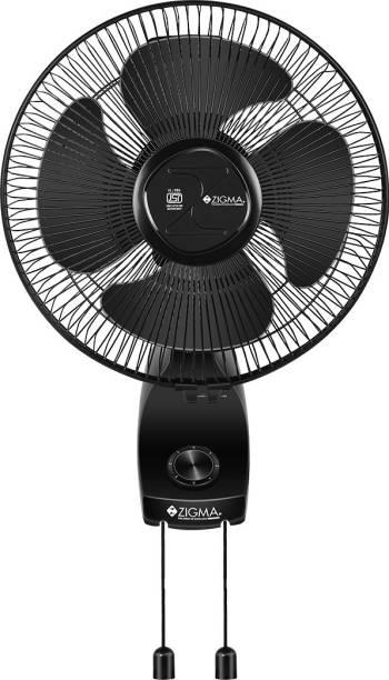 zigma Charm Anti Dust 12`` 300 mm Ultra High Speed 4 Blade Wall Fan