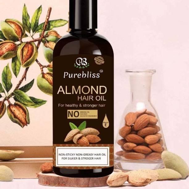 PUREBLISS ALMOND OIL Hair Oil