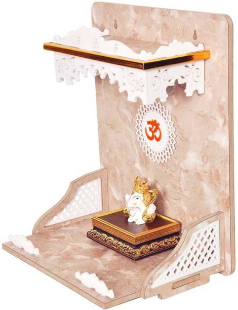 Flipkart Perfect Homes Studio Perfect Luxury Marble Temple Engineered Wood Home Temple
