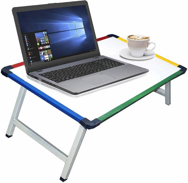 FRICOSTA Foldable Multifunction Laptop Table Metal Portable Laptop Table