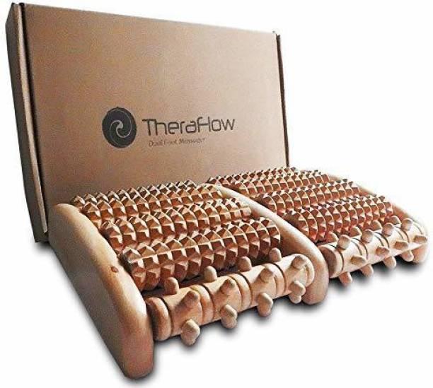 TheraFlow Dual Massager Roller (Large) Massage Chair