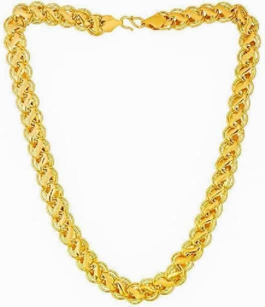 Woxen Koyli Gold-plated Plated Brass Chain
