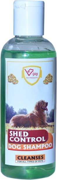 VJOY Anti-dandruff, Flea and Tick, Anti-microbial, Anti-itching Pleasent Dog Shampoo