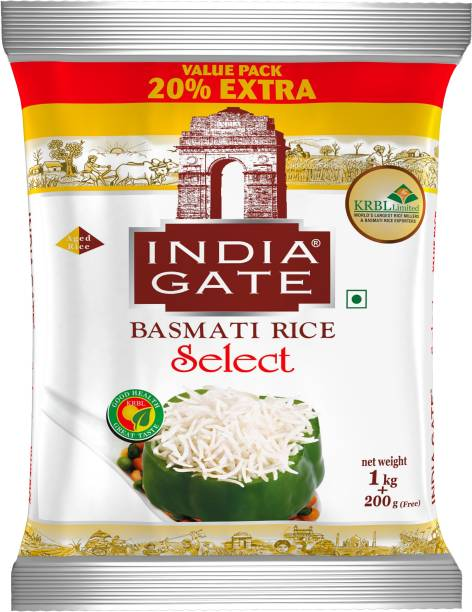 INDIA GATE Select Basmati Rice