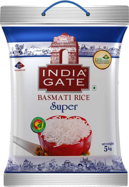 INDIA GATE Super Basmati Rice (Long Grain)