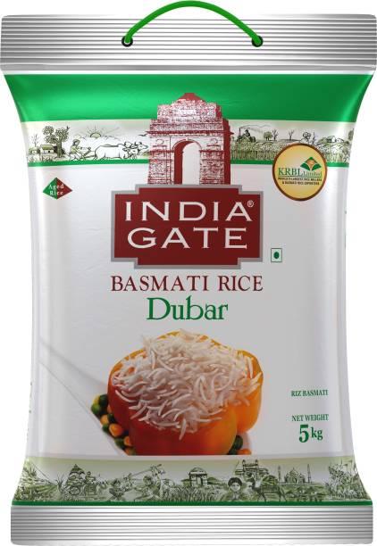 INDIA GATE Dubar Basmati Rice (Medium Grain)