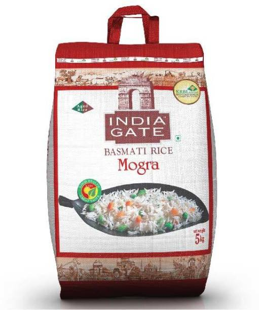INDIA GATE Mogra Basmati Rice (Broken Grain)