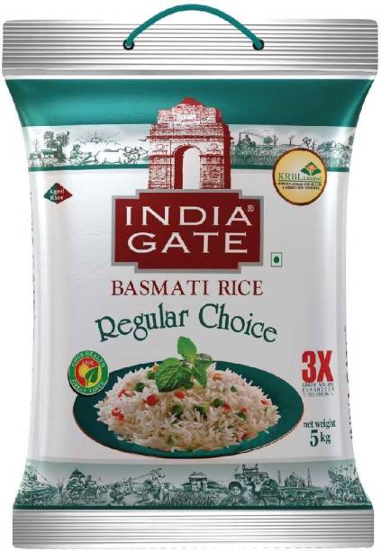 INDIA GATE Regular Choice Basmati Rice