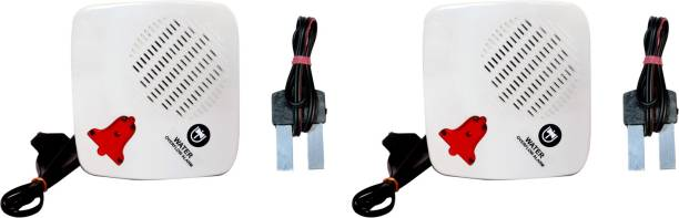 Tool Point Water Tank Overflow Alarm UW-18 AC Pack of 2 Wired Sensor Security System
