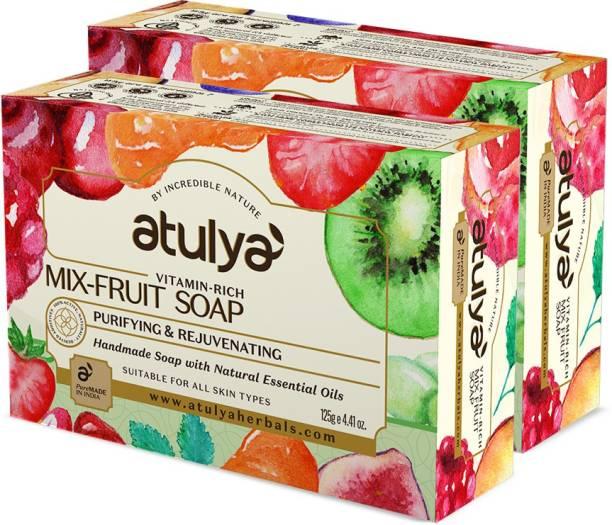 Atulya Mix Fruit - Handmade Soap