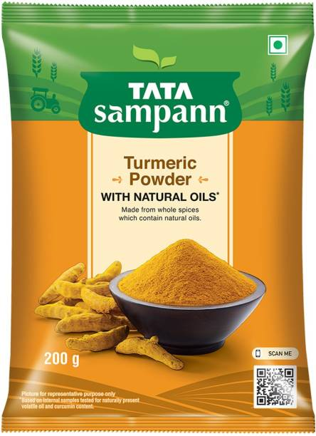 Tata Sampann Turmeric Powder