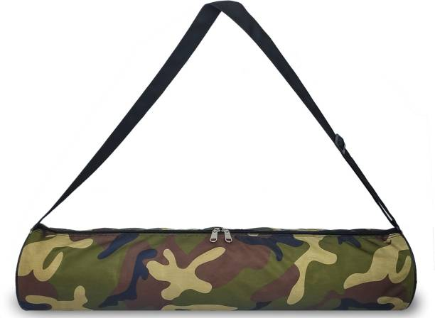 PANCHTATAVA Trendy Military Green Waterproof Yoga Mat Cover for Men and Women-