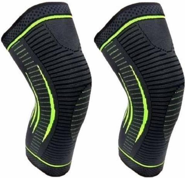 Wengvo Knee Cap for Sports Knee Brace for Knee Pain, Gym, Running for Men and Women Knee Support