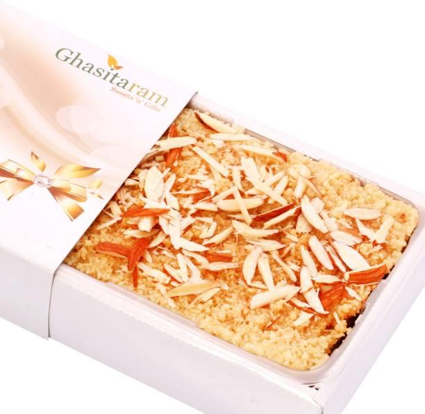 Ghasitaram Gifts Diwali Sweets - Milk Cake Box