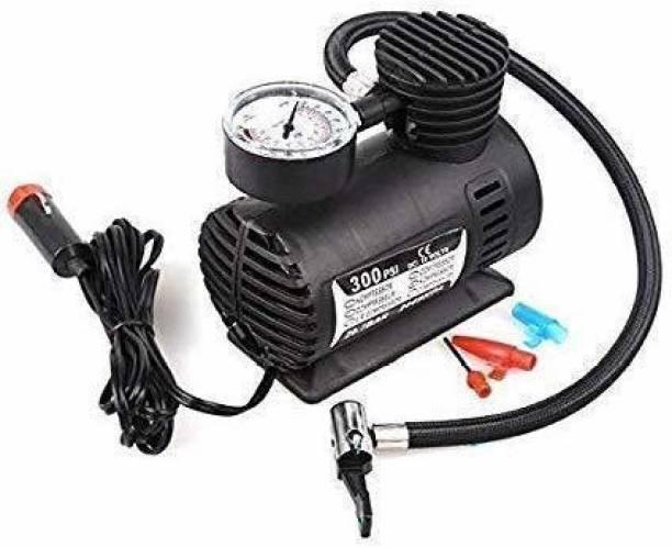 SHOPZIE 300 psi Tyre Air Pump for Car & Bike