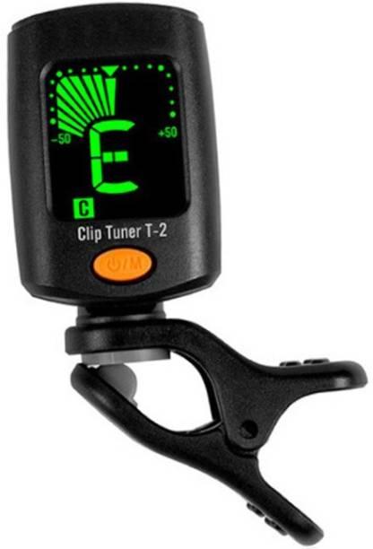 Geek Lab T-2 Clip-On Automatic Digital Display Tuner Automatic Digital Tuner