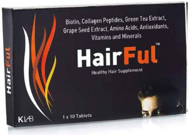 HairFul Tablets for Healthy Hair Supplement