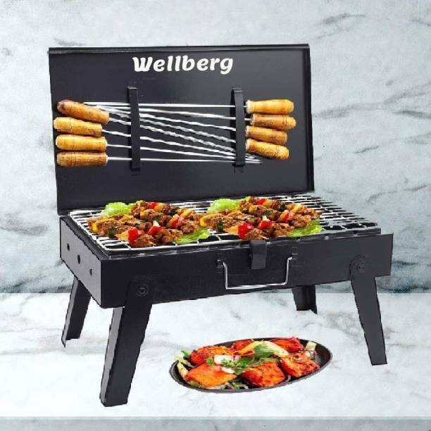 WELLBERG Charcoal Grill