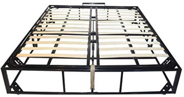 Krini Metal Queen Hydraulic Bed