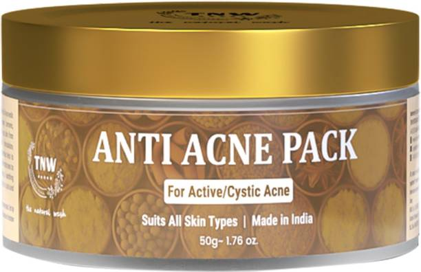 TNW - The Natural Wash Anti Acne Pack for Active/Cystic Acne(Suits all skin Types)