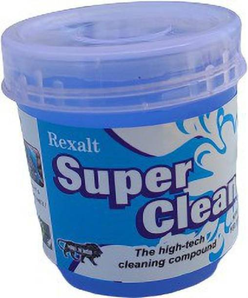 Rexalt Rexalt Cleaning gel 100gm Cleaning Gel for Car Detailing Putty, Auto Detailing Gel Detail Tools Car Interior Cleaner Universal Dust Removal Gel Vent Cleaner Keyboard Cleaner for Laptop for Computers, Laptops, Mobiles (Auto Detailing Gel) Vehicle Interior Cleaner