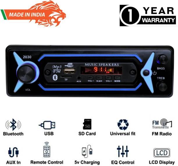 JBRIDERZ JB2030-Blue Pro Boom Master BLUETOOTH/USB/SD/AUX/FM/MP3. Car Stereo Car Stereo