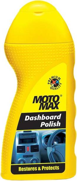 Motomax Liquid Car Polish for Dashboard