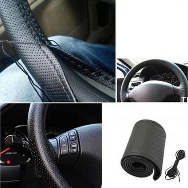 s mangalam Hand Stiched Steering Cover For Maruti Creta, WagonR, Baleno, Etios Liva
