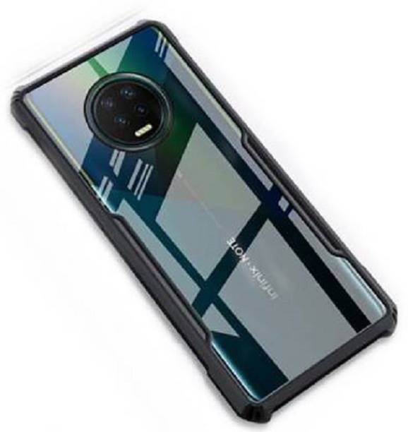 MagicHub Back Cover for Infinix Note 7