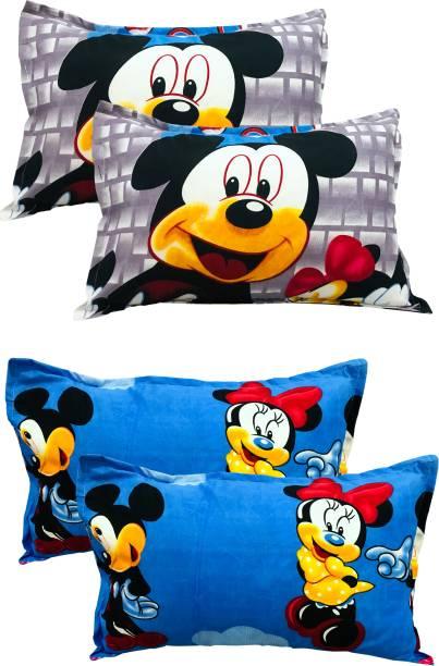 RisingStar Cartoon Pillows Cover