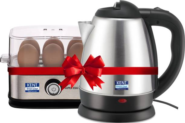KENT Electric Kettle and Egg Cooker Electric Kettle