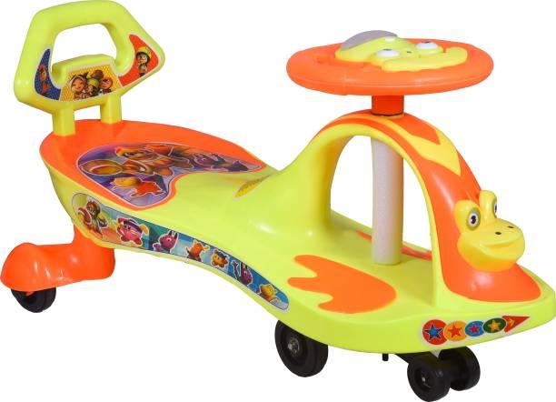 Totsy Creation Magic Car Rideon Rideons & Wagons Rideons Rideons & Wagons Non Battery Operated Ride On