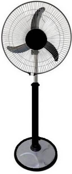 OTC Fan || Copper Motor || 1 Year Warranty || Sweep- 300 MM, 12 Inches,metal body 300 mm 3 Blade Pedestal Fan (black, Pack of 1) K-12 225 mm Energy Saving 3 Blade Pedestal fan PD-20 300 mm Energy Saving 3 Blade Pedestal Fan