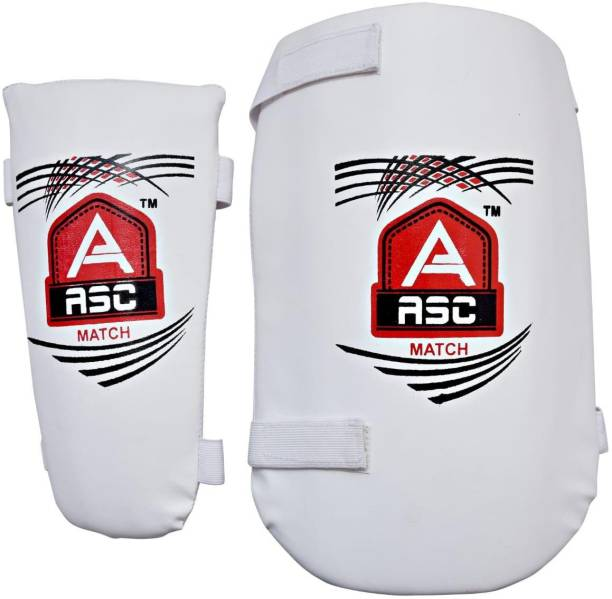 ASC Combo Thigh and Elbow Guard - Match (Youth) (Age-11 to 16 yrs) Cricket Guard Combo