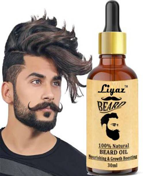 Liyaz Godfather Lite Beard Oil (30 ML) Hair Oil