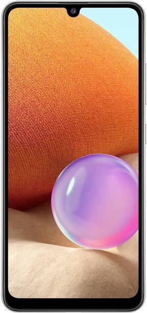SAMSUNG Galaxy A32 (Awesome White, 128 GB)
